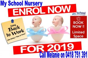 Nursery MC 2019