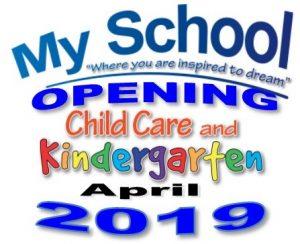 Opening April 2019