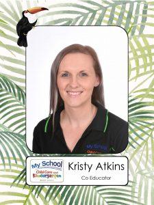 Kristy Atkins