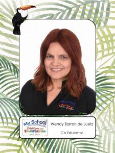 Wendy Barron de Luetz