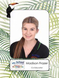 Madison Frazer