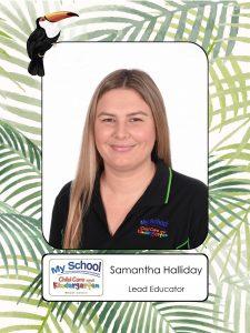 Samantha Halliday