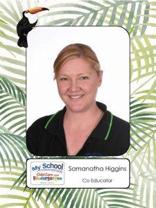 Samantha Higgins