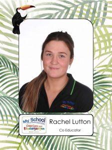 Rachel Lutton