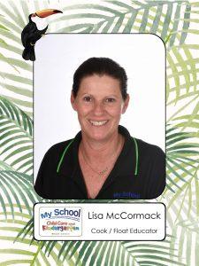 Lisa McCormack