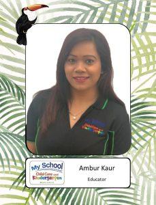 Amber Kaur