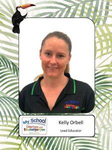 Kelly Orbell