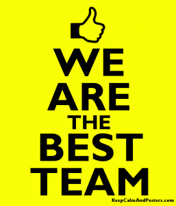 we_are_the_best_team