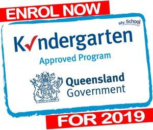Kindergarten Banner 2019 My School