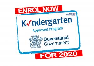 Kindergarten Banner 2020