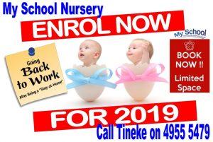 Nursery SP 2019