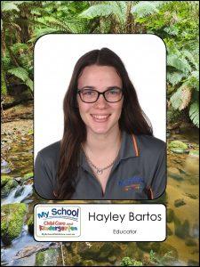 Hayley Bartos