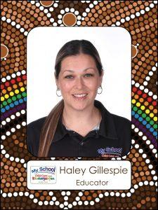 Haley Gillespie