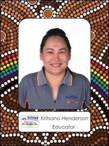 Kritsana Henderson
