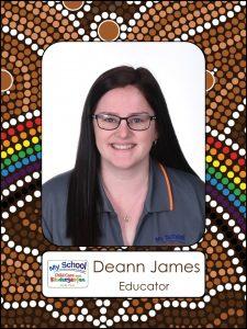 Deann James