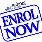 Enrol Now Logo