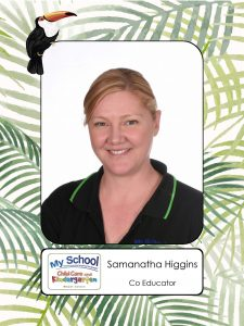 Samantha Higgins