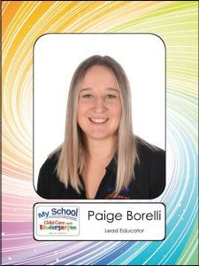 Paige Borrelli