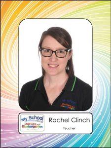 Rachel Clinch