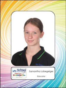 Samantha Lobegeiger