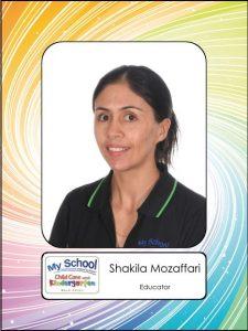 Shakila Mozaffari