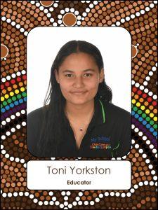 Toni Yorkston